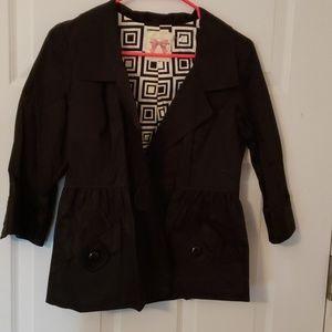 Simple dress coat/ blazer